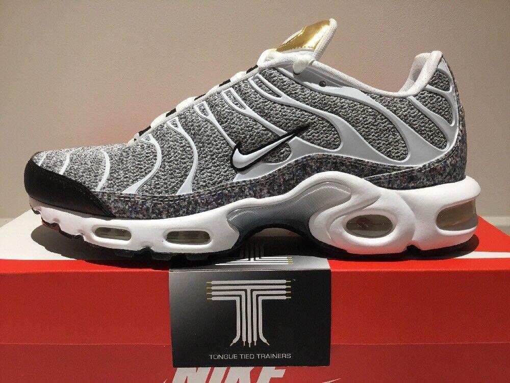 Nike se Air Max TN plus se Nike ~ 862201 100 ~  Chaussures de sport pour hommes et femmes 6c37e0
