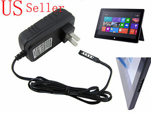 12V 2A AC DC Adapter Power Home Wall Charger for Microsoft Surface Windows RT