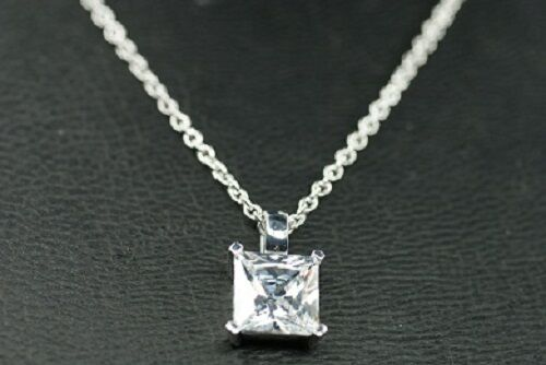 Esprit Damen Halskette 925 Sterling Silber ESNL90668 Anhänger  Zirkonia weiß NEU