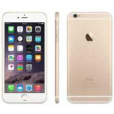 iPhone 6 plus 128GB Gold Apple certified refurbished 1 year Apple warranty