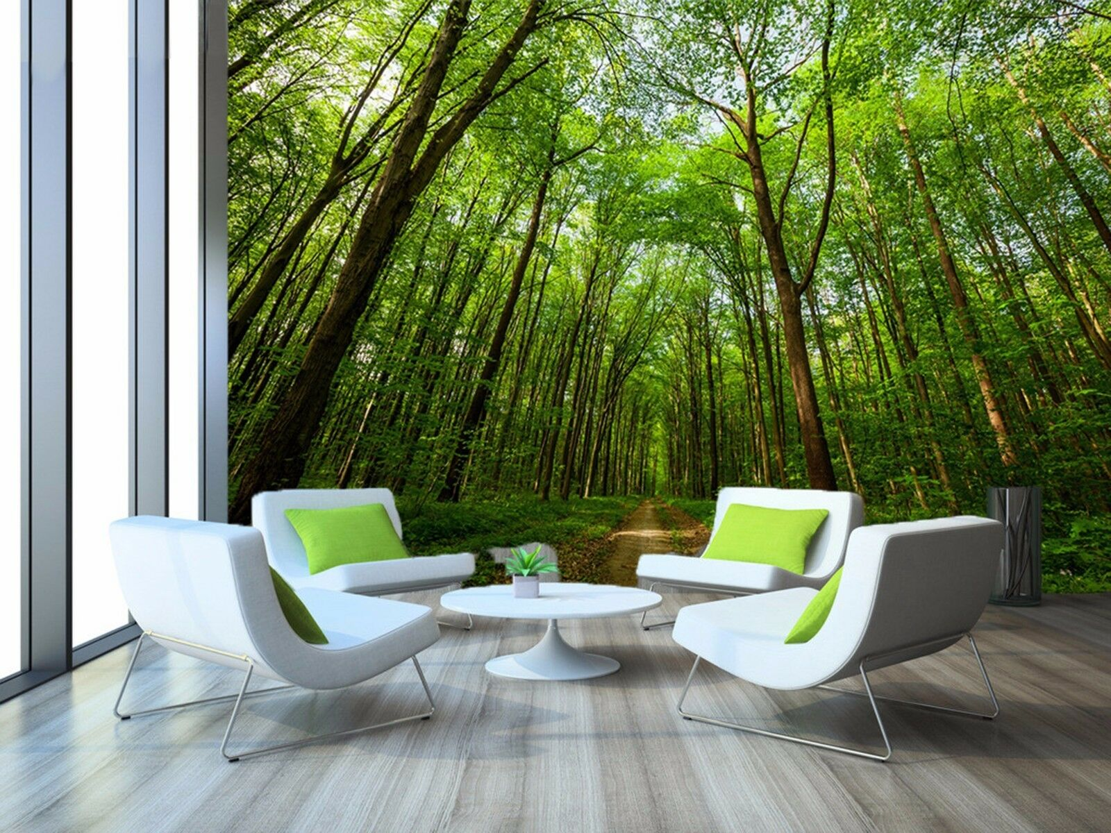3D Giant trees 3423 Wall Paper Wall Print Decal Wall Deco Indoor Wall Murals