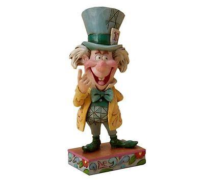Disney Alice In Wonderland Mad Hatter Statue