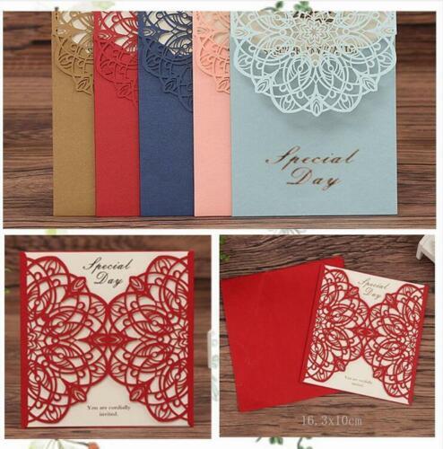 Lace Metal Cutting Dies Scrapbooking Cards Making Wedding Decorative Mold DIY