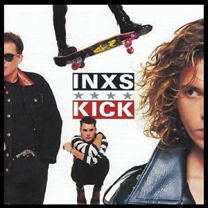 INXS-KICK-D-Remaster-CD-MICHAEL-HUTCHENCE-NEVER-TEAR-US-APART-80-039-s-NEW
