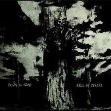 FALL OF EFRAFA / DOWN TO AGONY split LP NEW light bearer, alaskan