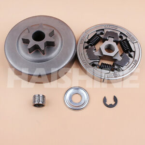 Clutch-Drum-Sprocket-Bearing-Kit-For-MS391-MS311-Stihl-Chainsaw-3-8-034-7T-Spur