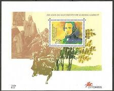 Portugal - 200 Geburtstag von João Garett Block 147 postfrisch 1999  Mi. 2331