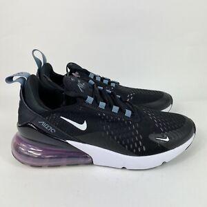Nike-Air-Max-270-Black-Arctic-Pink-Running-Shoes-DH1080-001-Women-s-Sz-9-No-Lid