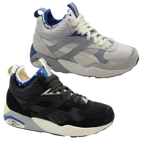 Puma Trinomic R698 Medio Street Zapatillas de Mujer Zapatos con Cordones