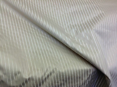 REMNANT FABRIC -  GOLD SILK FINISH UPHOLSTERY FABRIC (H3)
