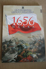Winning the battles in the history of Poland Tom 29 Warka - 1656 Polish Book