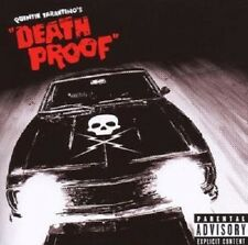 QUENTIN TARANTINO´S DEATH PROOF SOUNDTRACK CD NEUWARE