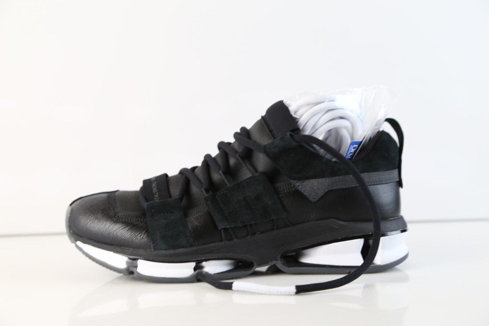 Adidas Twinstrike ADV Stretch Leather Core Black B28015 5-13 twin consotrium