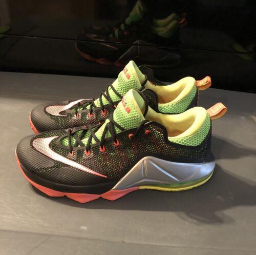 Nike Lebron James XII 12 Low Remix Basketball Shoe