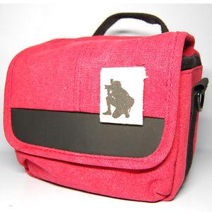 Shoulder Waist Camera Case Bag Pouch For Nikon Coolpix L320 P520 W3