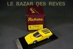 HOSTARO-FERRARI-512-S-Berlinette-Echelle-1-43-Boite