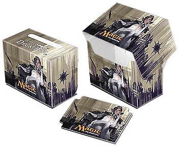 2x Ultra Pro MTG Hour of Devastation V1 Full-View Deck Box New UP86574