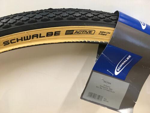 HS-159 Gumwall 37-584 SCHWALBE Active Line Tyre 26 x 1 1//2 x 1 3//8