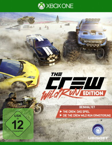 1 von 1 - The Crew - Wild Run Edition*XBOX One*Neu&OVP*