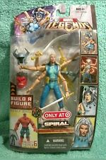 Target exclusive SPIRAL*gold sword variant Red Hulk series|Marvel Legends figure