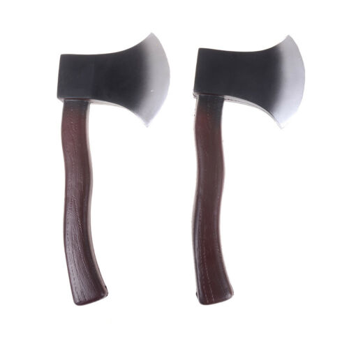 PU Foam Weapon Fire Ax Props Sponge Axe Children/'s Toys Costume AccessoriesJB