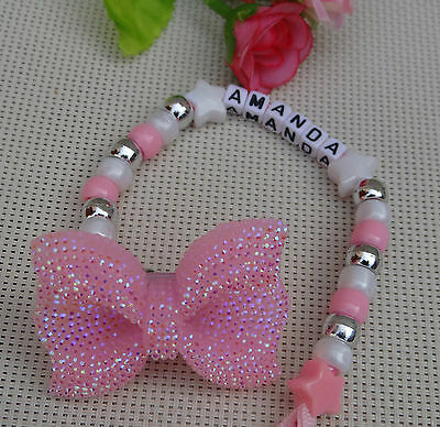 Personalised Boys And Girls Dummy Clip