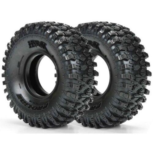 "Pro-Line Hyrax 1.9/"" Predator Super Soft Rock Crawler Truck Tires w//Foam 10128-03"