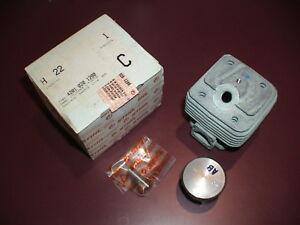 NEW-OEM-STIHL-Concrete-CutOff-Saw-49mm-Piston-Cyinder-Kit-BT-TS-350-360-08S-READ