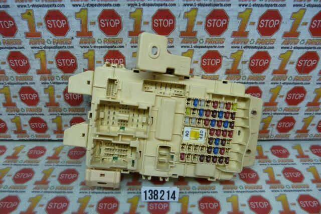 14 15 16 Kia Soul Under Dash Interior Cabin Junction Fuse Box 91950