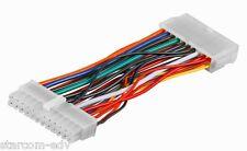 ATX Netzteil Strom Adapter 24pol Stecker 20pol Buchse PC Gehäuse Mainboard