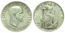 pci0175) Regno Vittorio Emanuele III 10 LIRE 1936 IMPERO