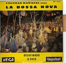 COLEMAN HAWKINS JOUE LA BOSSA NOVA FRENCH ORIG EP