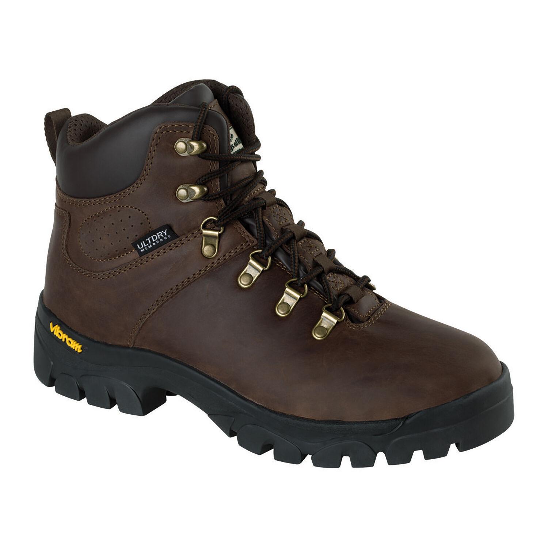 Hogg's of Fife - Munro Classic Hiking Boots - ULTDRY Membrane & Vibram Sole