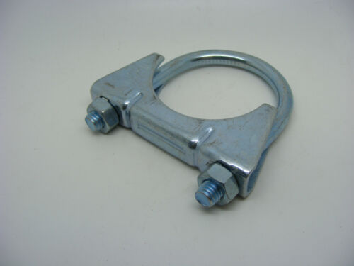 Classic Mini Exhaust Clamp 45mm U-bolt 1 3//4 system middle rear box austin rover