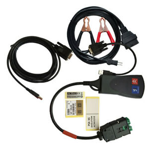 PP2000 Lexia3 With Diagbox Citroen Peugeot Diagnostic Tool Scanner