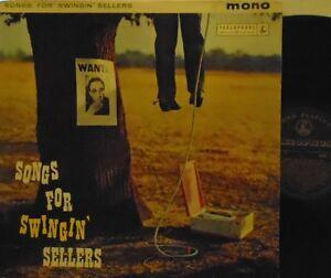 PETER-SELLERS-Songs-For-Swingin-Sellers-VINYL-LP-MONO