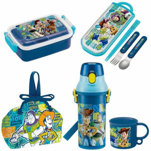 Skater Toy Story 19 Lunch Box Lunch 5 Pieces Set Disney