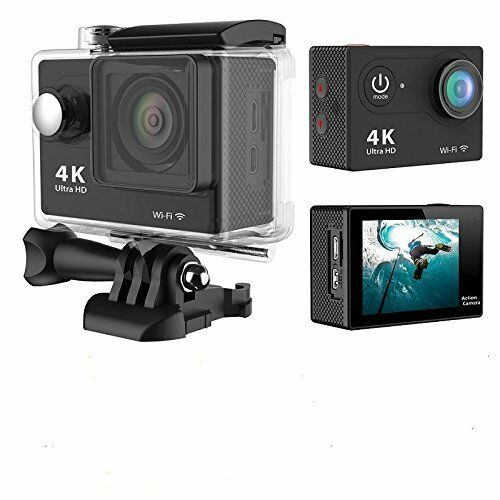 4K WIFI Sports Action Camera Ultra HD Waterproof DV Camcorder 12MP MST CAM-60 12mp action camcorder camera mst sports ultra waterproof wifi