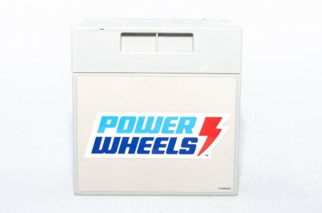 *New* Factory Direct Power Wheels Grey 12 Volt 9.5Ah Battery Model # 00801-0638