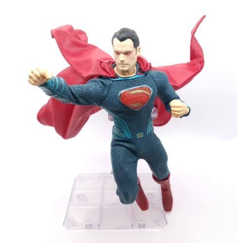 No figure SU-C-MZS Red Wired Cape for Mezco One:12 BvS Superman