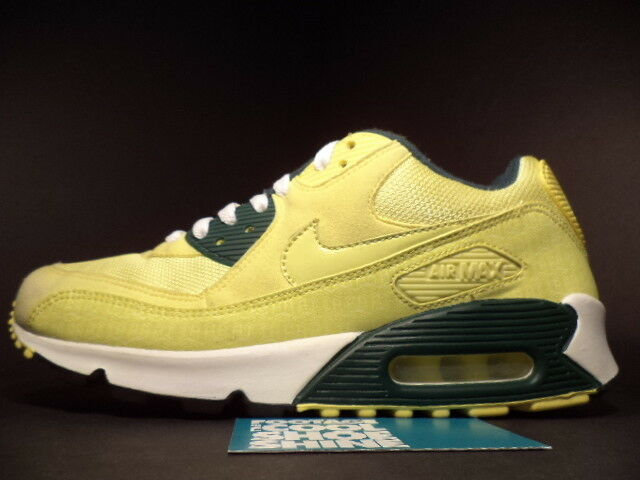 check out 656f7 04246 2005 Nike Air Max 90 POWERWALL LEMONADE CITRON VERT FORESTIER 314206-771 7,5
