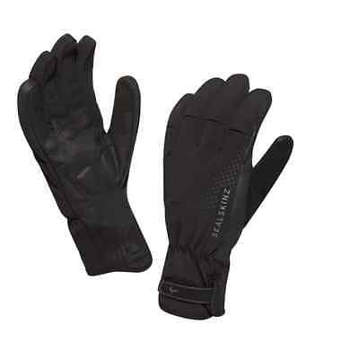 SealSkinz Highland XP Winter Cycling Glove Black Waterproof Breathable Windproof