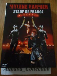 Estuche-Coleccionista-2-DVD-Mylene-Farmer-Etapa-de-Francia-Concierto-Live-Libro