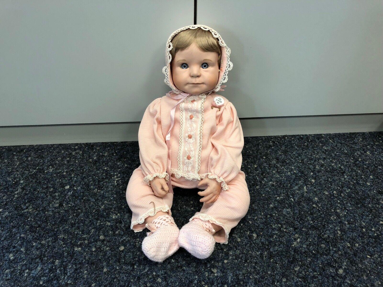 Yolanda bello vinile bambola 62 CM. OTTIMO stato