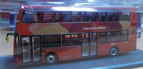 Corgi Bus OM46514A Wright Eclipse Gemini 2 East London Transit EL2 1//76