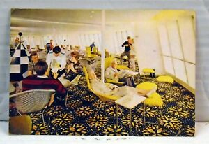 Canberra - Crows Nest P&O Orient Lines  VINTAGE  Postcard 1964