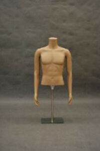 Manequin-Mannequin-Manikin-Torso-Form-PS-MT2-Base