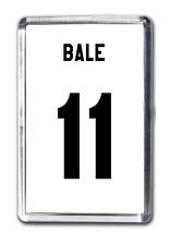Gareth Bale Real Madrid Number 11 Football Shirt Fridge Magnet Design