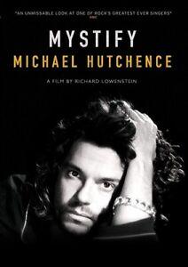 MYSTIFY MICHAEL HUTCHENCE New Sealed DVD Documentary INXS
