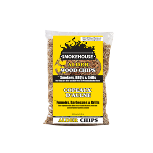 Alder Wood Smoking Chips